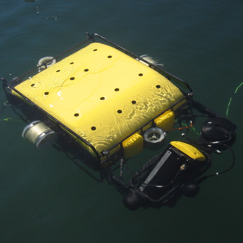 Underwater propulsion - Rim-driven thrusters